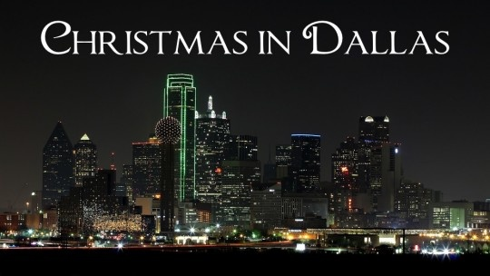 The Top 5 Best Christmas Events in Dallas.
