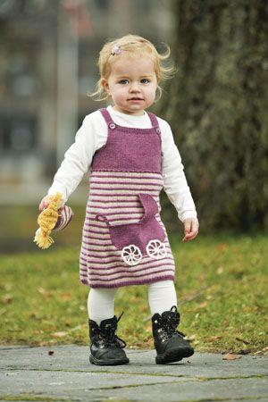 1001: Modell 3 Spencer med dukkevogn #strikk #knit #sisu