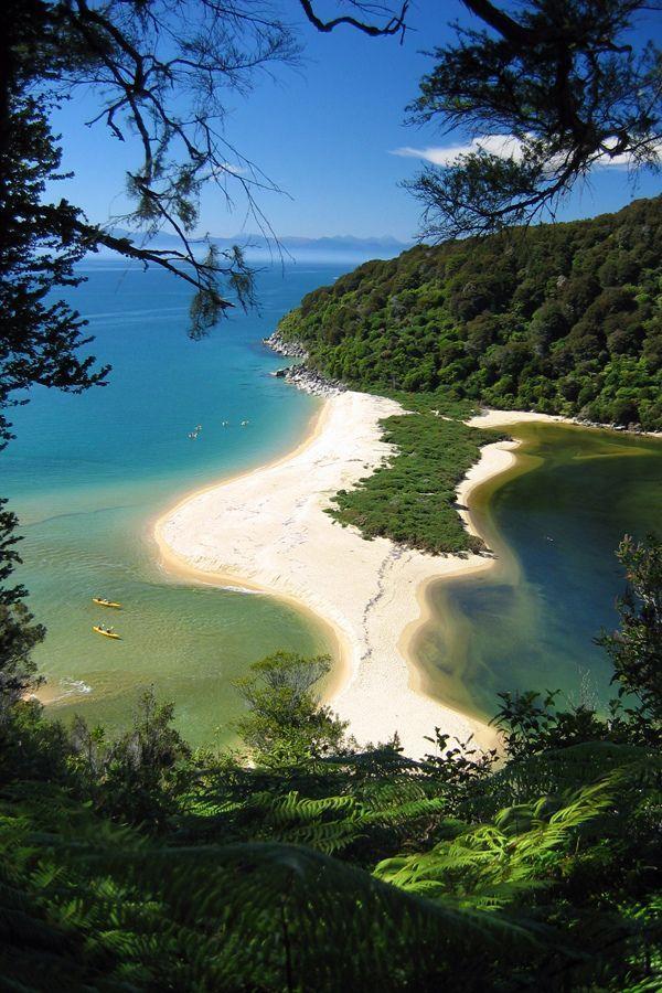 Abel Tasman National Park, Tasman, South Island, New Zealand  #nature