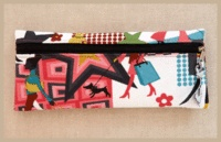 Pencil Bag - Funky Girls (Limited edition)