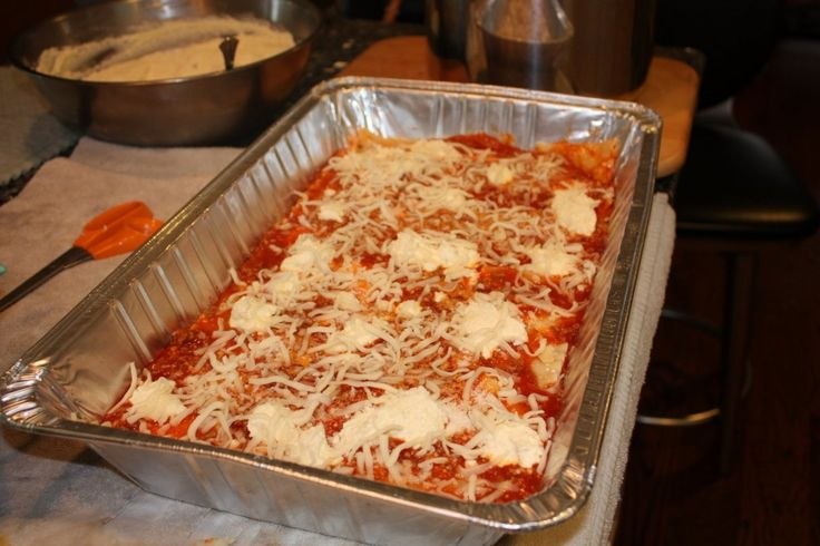 Best Lasagna Recipe