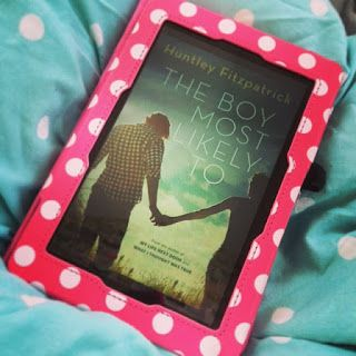 Polkadot's Book Blog: Review: The Boy Most Likely To - Huntley Fitzpatri...