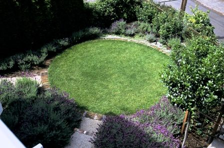 1000 images about curved design lines on pinterest for Garden designs with stone circles