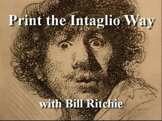 """Check out this micro-course: """"Print the Intaglio Way"""" by Bill Ritchie https://coursmos.com/course/print-the-intaglio-way #Art & Photography @coursmos"""