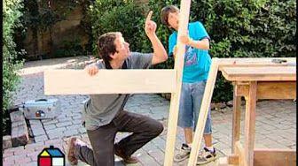 (1) ¿Cómo construir una cama en altura? - YouTube