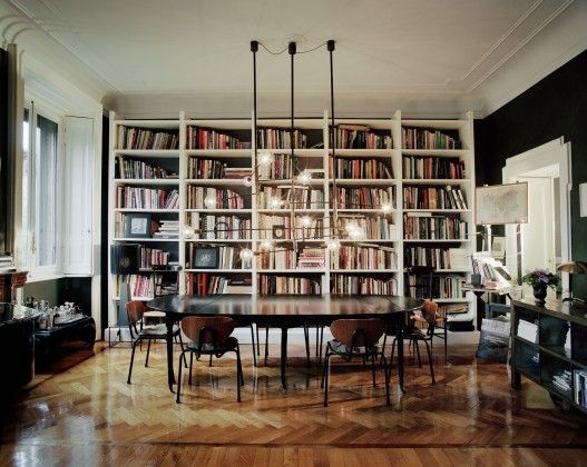 Alessandra Facchinetti: Lady of the House - Alessandra Facchinetti Milan House