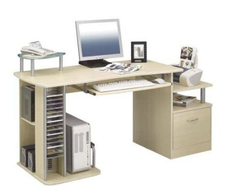 1000 ideas sobre mesas de ordenador en pinterest mesa for Mesa ordenador amazon