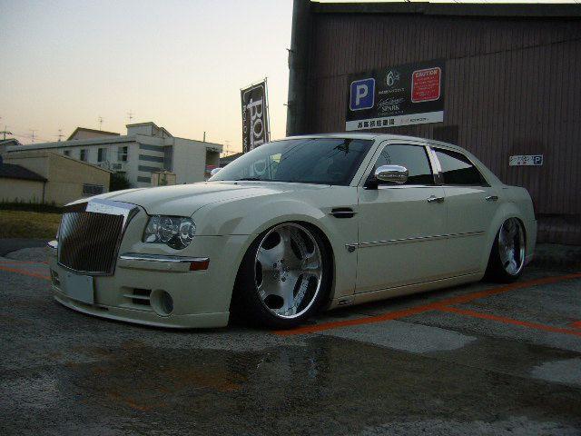 Cars Whith Deep Dish Wheels Vip Style Cars Hemi With
