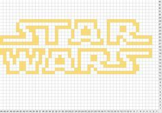 Making a Star Wars hat for Bill, so I made this chart.   Making knitting charts is a little like pixel art.   made with this online chart maker here.  Also: don't forget about this little guy.