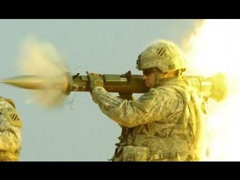 The Powerful AT4 Rocket Launcher in Action by Saab - YouTube