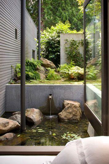 Suyama deguchi, water, runnel, fountain,