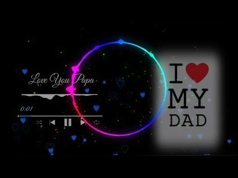 Mere Papa Ringtone Tulsi Khushali Kumar Best Ringtones Officials Father S Day Special Youtube Love You Papa Father S Day Specials Love U Papa