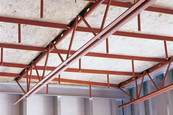 17 best images about housing and details on pinterest for I joist vs floor truss
