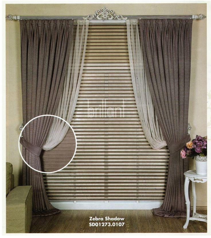 17 best images about fon perde modelleri on pinterest. Black Bedroom Furniture Sets. Home Design Ideas