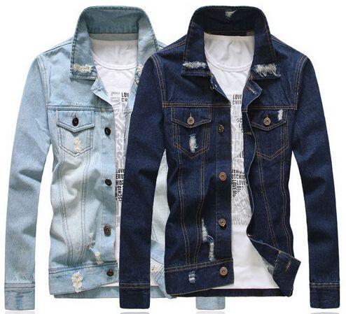 chaquetas de jean hombre - Buscar con Google
