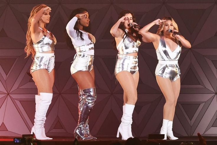 Fifth Harmony at Rock Corps Japan