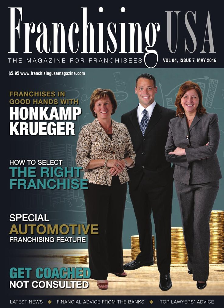 May 2016 franchising usa 4#7
