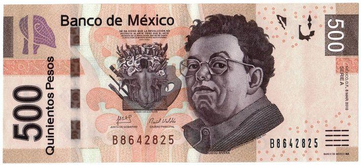 Diego Rivera fue un destacado muralista mexicano de ideología comunista, famoso por plasmar obras de alto contenido social en edificios públicos.
