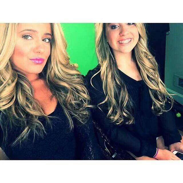 Brielle and Ariana Biermann ♥♡