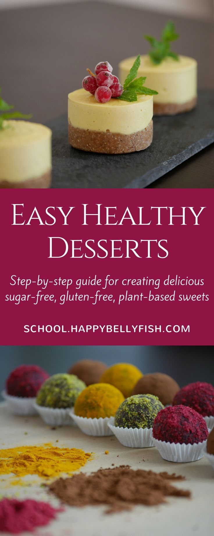 Healthy Sugar Free Desserts Step By Step Guide For Creating