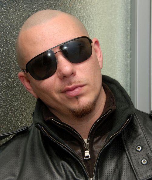 Pitbull the rapper!