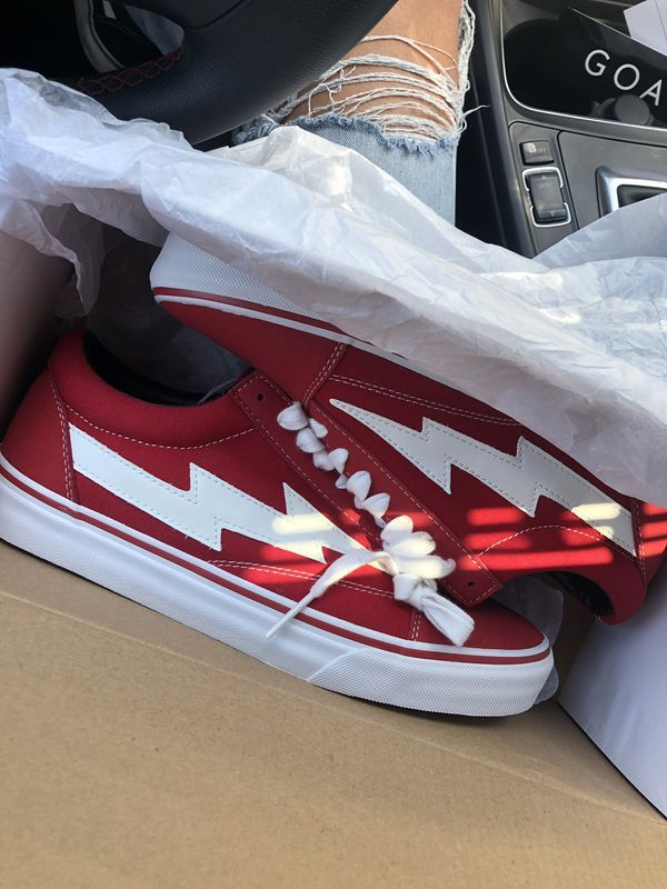 Red Revenge Storm (Size 9) for Sale in