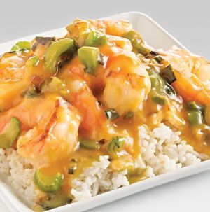 The name really does say it all. Fabulous Fast Shrimp is a dish your whole family will love. Serve with steamed rice and veggies for fabulous fast meal.