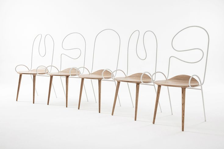 Atelier Deshaus : Sylph chairs