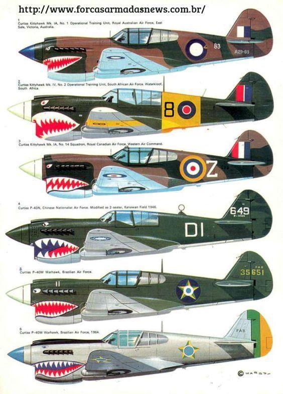 Curtiss P-40
