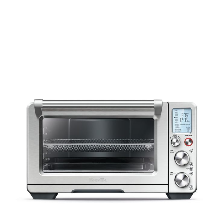 Breville Bov900bss The Smart Oven Air Silver Click