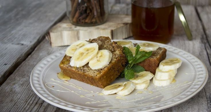 Delicious, cake with cereal, olive oil, brown sugar,  dried fruit, cinnamon and ginger. Serve with bananas and honey & make it your favourite sweet recipe!!