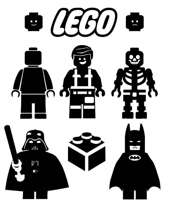 25+ beste ideen over Lego lettertype op Pinterest - Lego ...