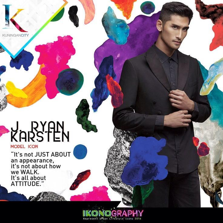 J. Ryan Karsten Model Icon  Ikonography 2016