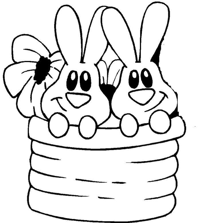 64 besten Bunnies Bilder auf Pinterest | Kaninchen, Ausmalen und Hasen