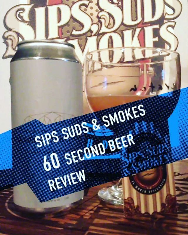 ***Follow #TallPinesBrewing***  From goodoleboydave: Sips Suds & Smokes 60 Secon…
