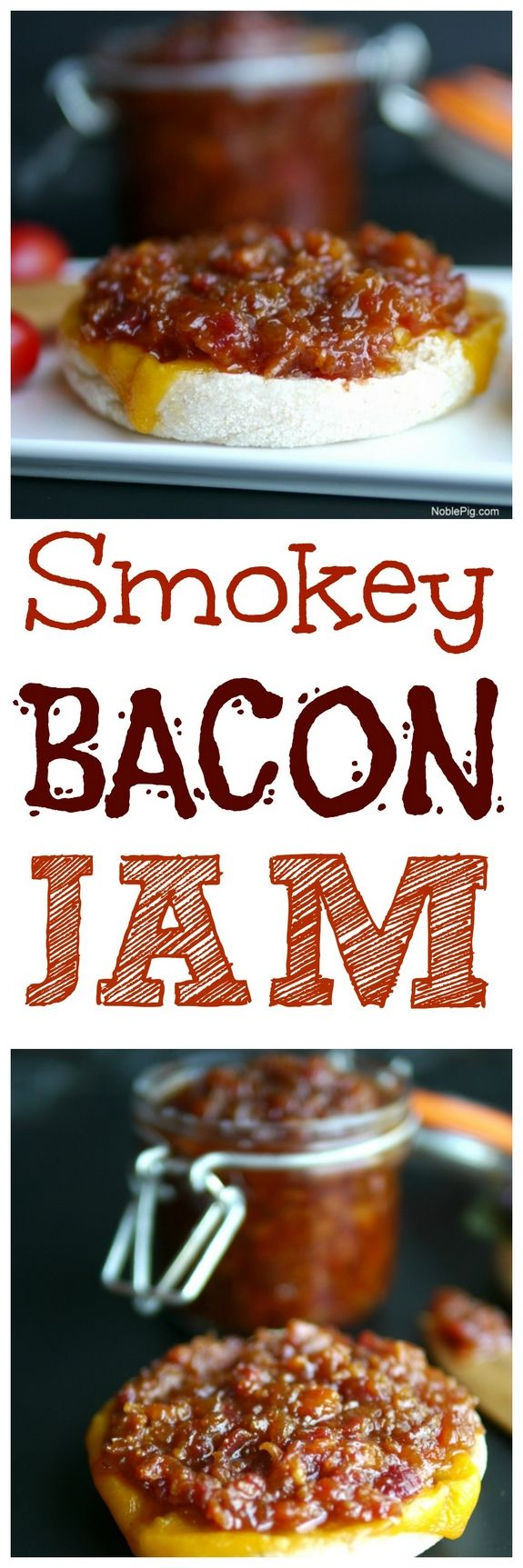 Smokey Bacon Jam