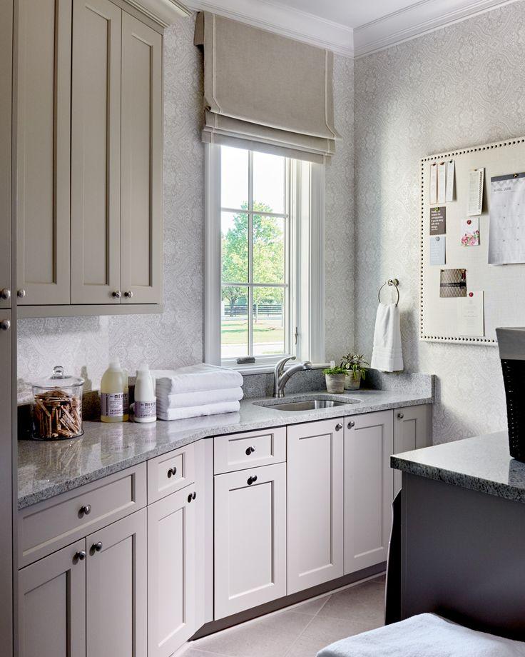 traci zeller designs interior designer charlotte nc laundry room - Interior Designer Charlotte Nc