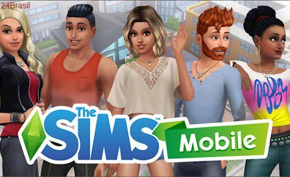 Electronic Arts faz pré-lançamento gratuito de The Sims Mobile exclusivo para o Brasil