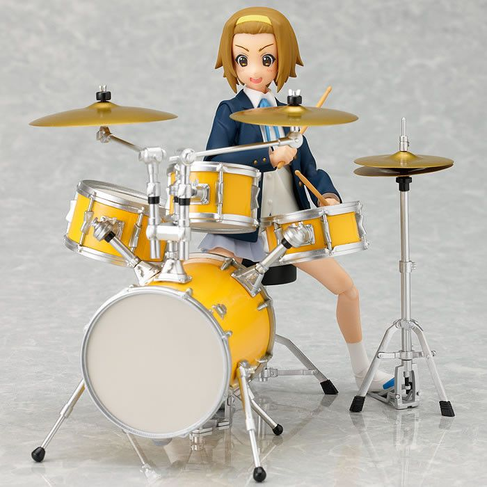 figma figures | Chucks Anime Shrine: K-On! Figma Figures