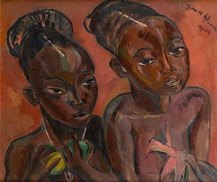 Irma Stern - Congalese Girls