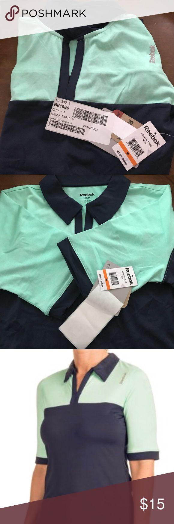 reebok tennis shirt