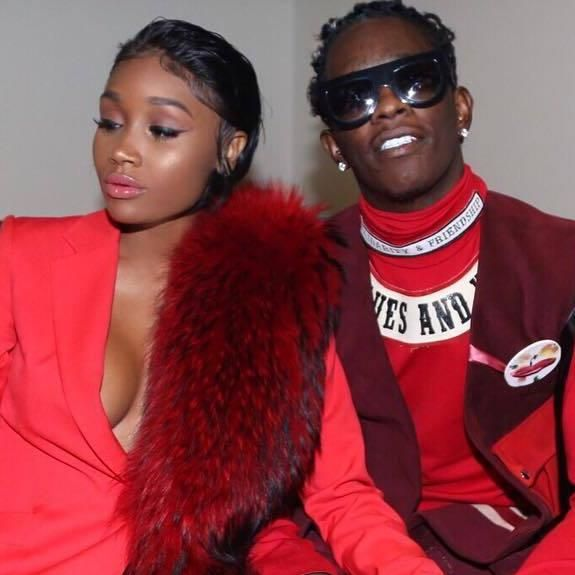 young thug and his bride will wear dresses to their wedding http://ift.tt/2csNoMB #iD #Fashion