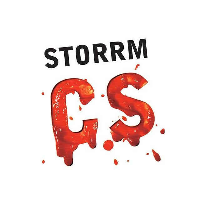 Storrm CS logo by HoverKraft