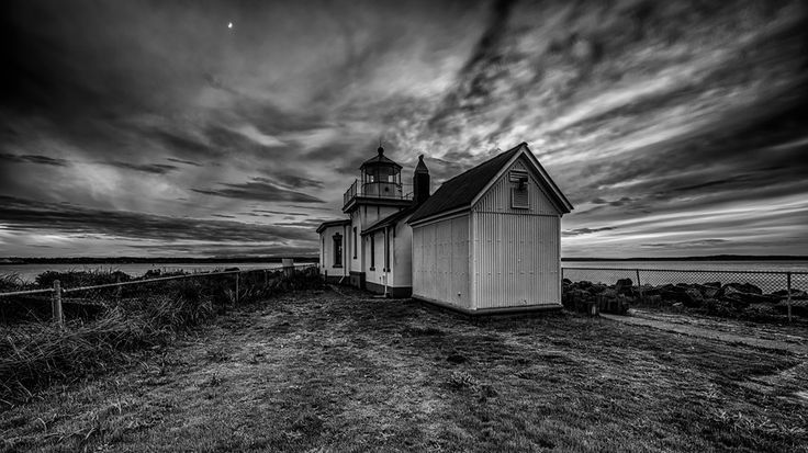 "500px / Photo ""Discovery Park Lighthouse"" by Sigma Sreedharan"