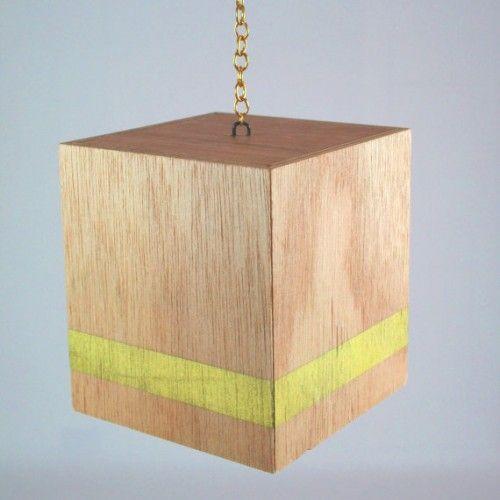 Etsy Timer Arcadia Hanging Chain Lantern, $35