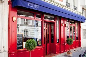 75004 - Restaurant Rosemary UK