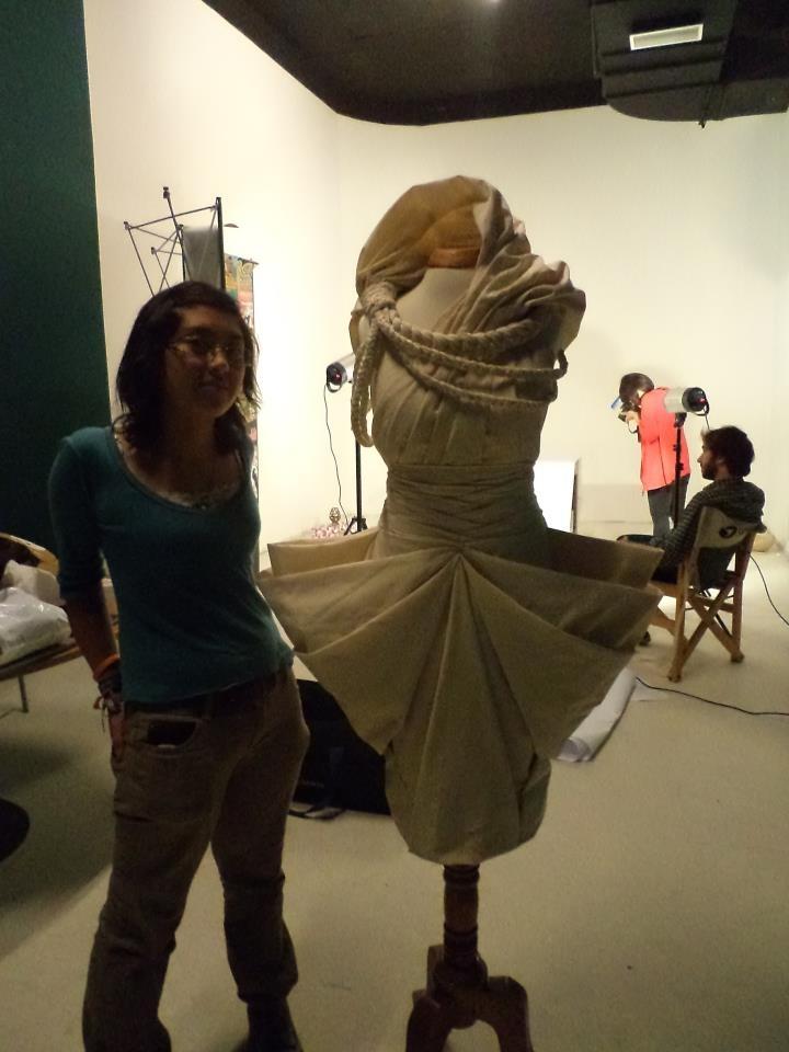 Ahi esta Laura con su diseño :)