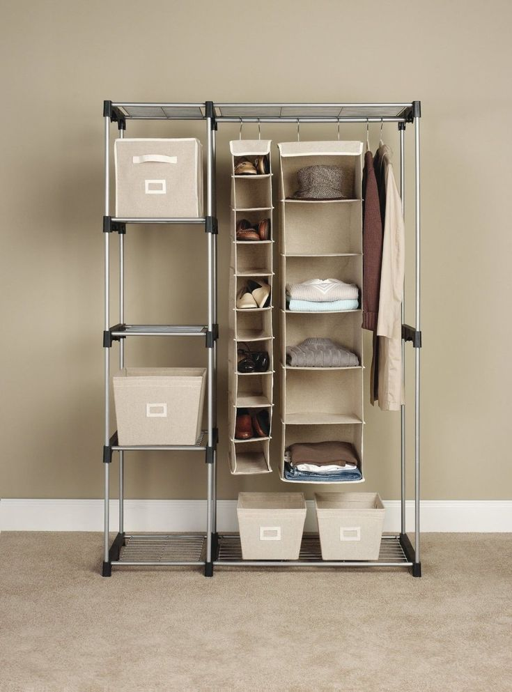 Storage Ideas For Closets 219 best closet organizer images on pinterest | organizers, closet