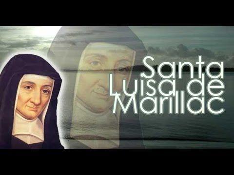 Santa Luisa de Marillac,15 de Marzo,Vidas Ejemplares