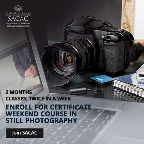 The challenge of taking a good photograph is not just being there at that very moment but is also about choosing technically sound exposure setting and shutter speed. http://www.sac.ac.in/professional-photography-courses.asp